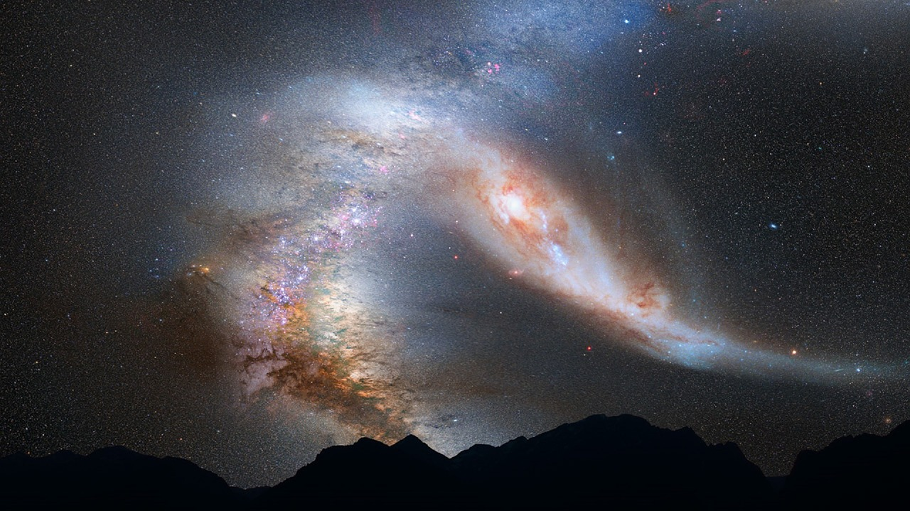 Gde živi Mlečni put?