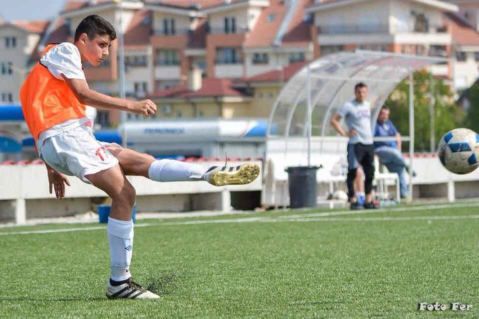 Lazar Mirković: Fudbal je moj život