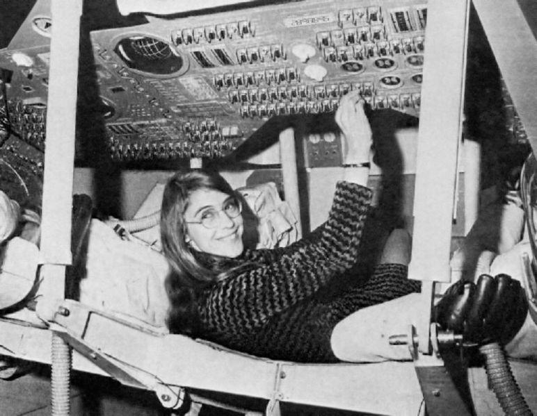 Margaret Hamilton: Prvi softverski inženjer
