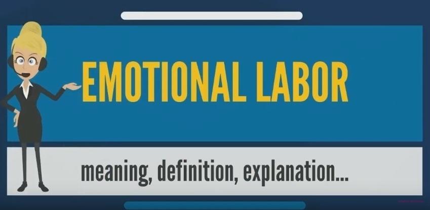 O emocionalnom radu žena malo se govori