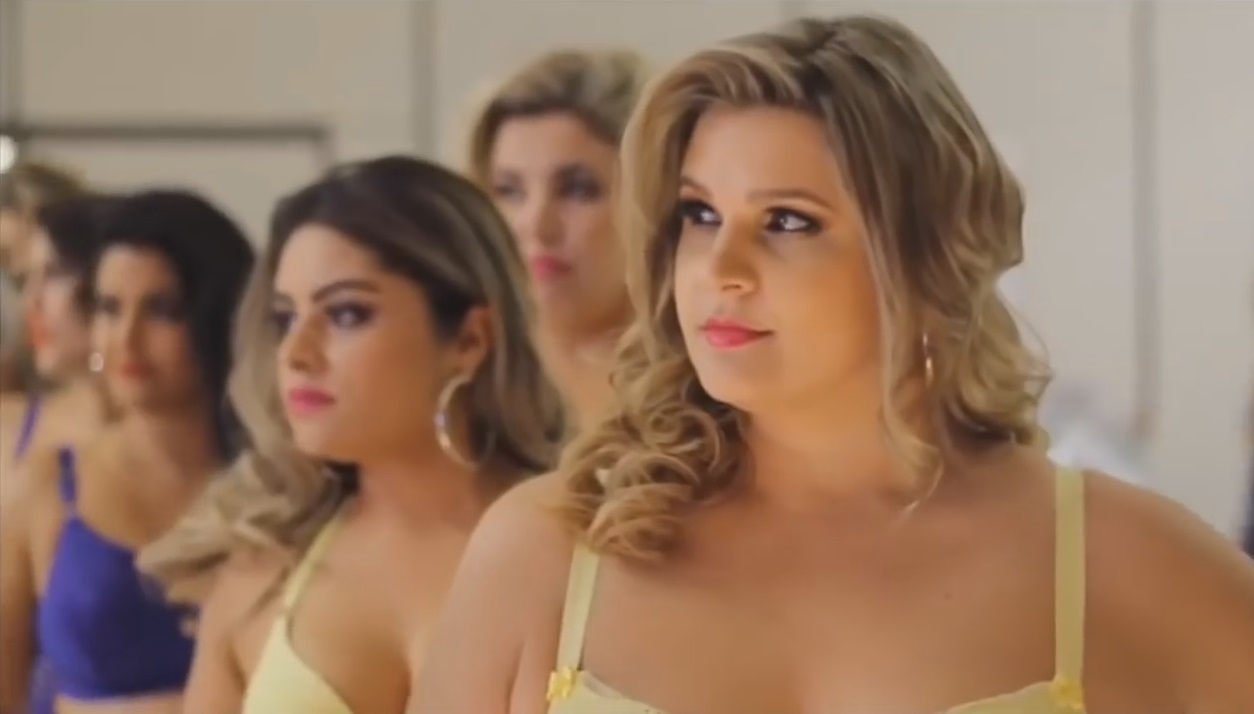 Plus-size modeli: predstavnice običnih žena
