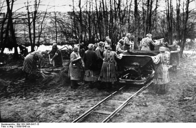 Seksualno ropstvo u koncentracionim logorima