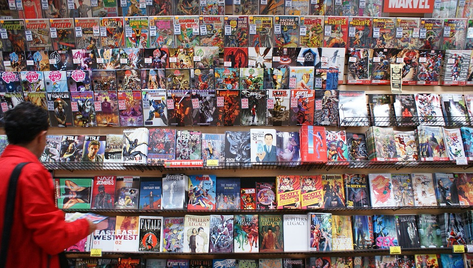Žene u stripovima: zavodnice, ratnice, ubice…