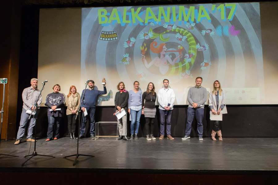 Dodelom nagrada završena 14. BALKANIMA