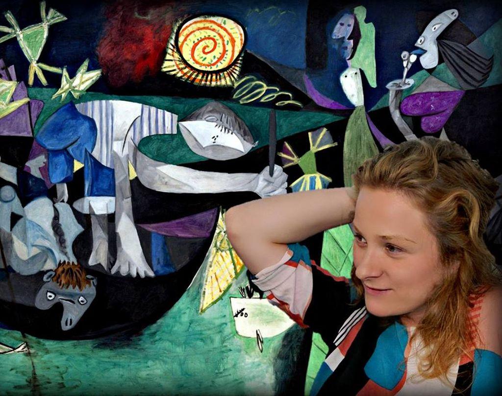 Milica Petrović: Umetnost je mene izabrala