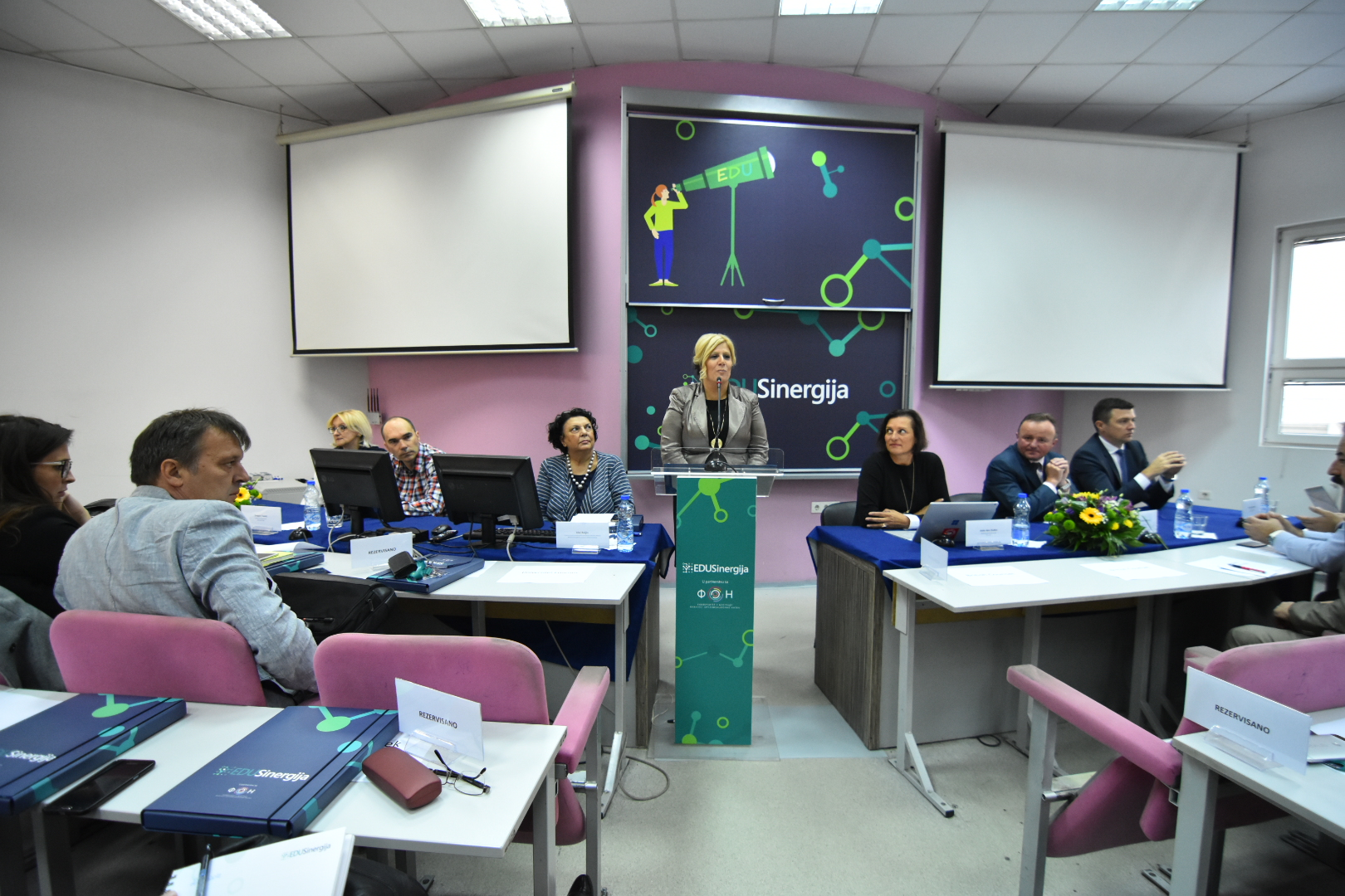 Primena nove tehnologije u obrazovanju kroz EDU Sinergiju