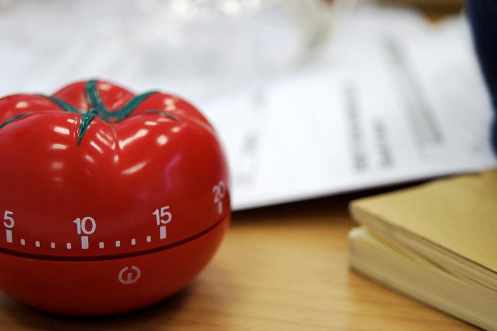 Pomodoro tehnika: Paradajz koji pomaže pri učenju