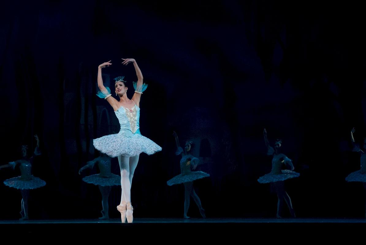 Galina Ulanova: Veteranka ruskog baleta