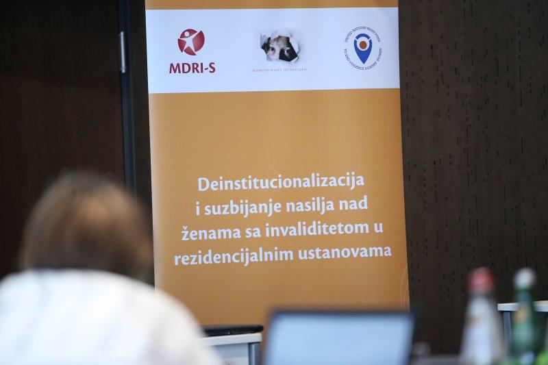 Tabu: Nasilje nad ženama sa invaliditetom u Srbiji