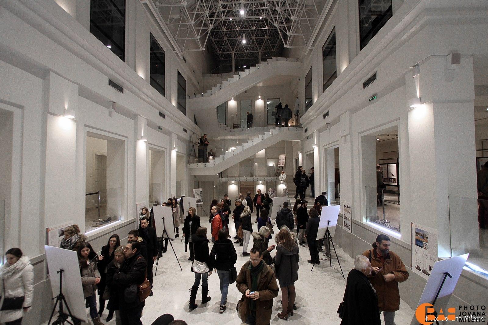 Jugoslovenska kinoteka: O Balkanskom arhitektonskom bijenalu