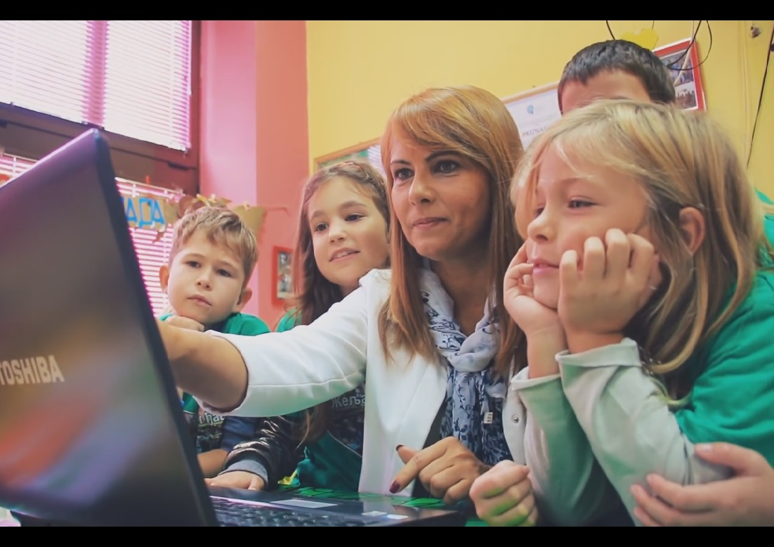 Učiteljica koja je dovela svet u jednu seosku školu