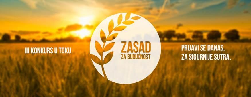 Konkurs za podršku razvoju poljoprivrede u Srbiji!