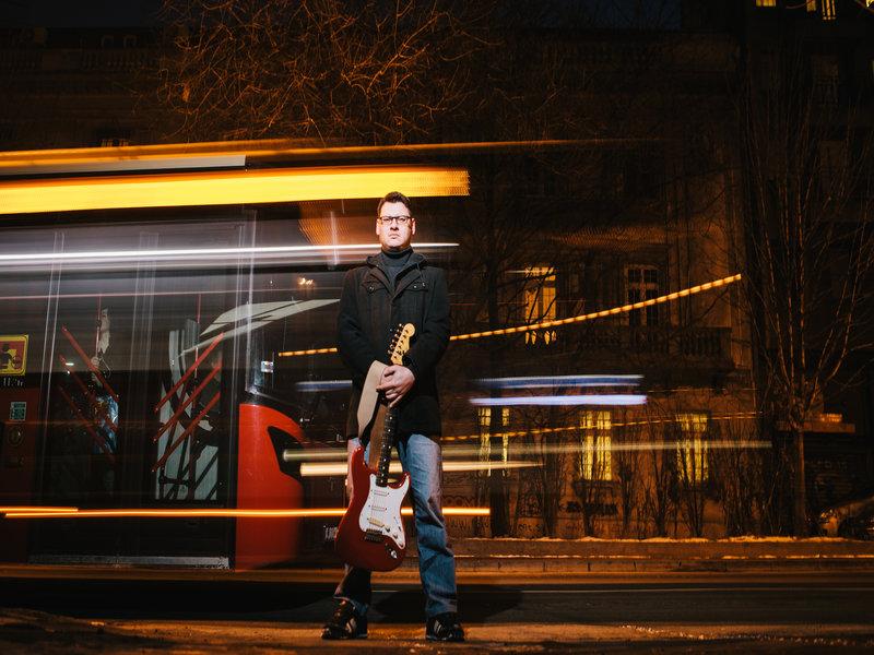 Posetite koncert gitariste Aleksandra Mitrovića