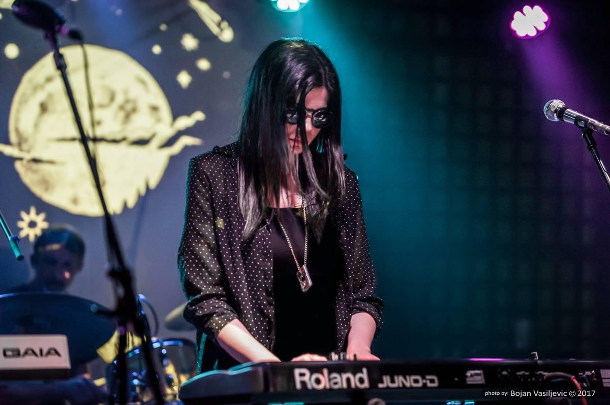 DKSG:  Dođite na koncert Sane Garić