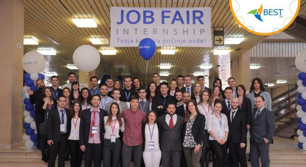 Pronađi karijeru na JobFairu u Nišu!