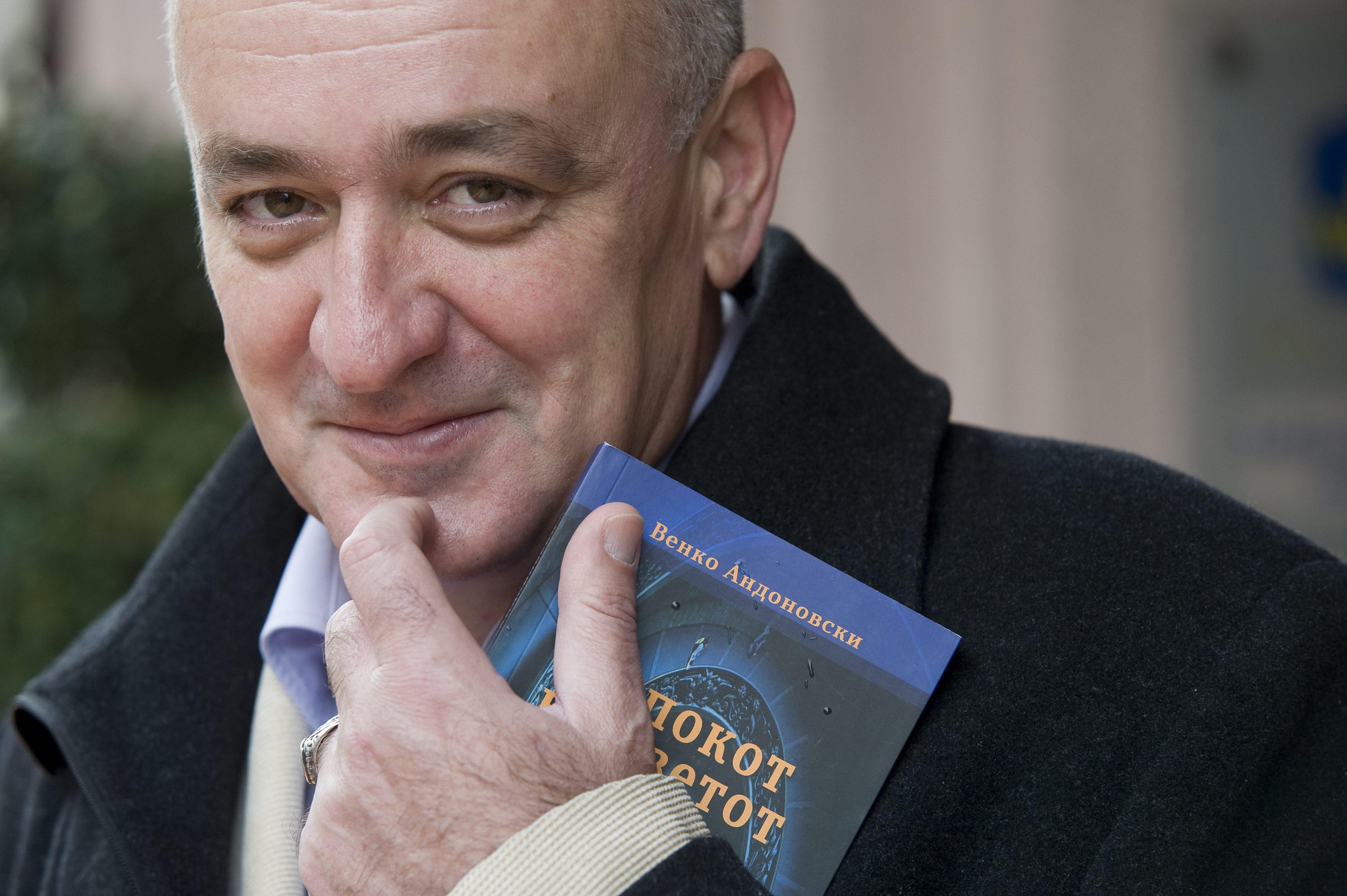 """""""Azbuka za neposlušne"""" Venka Andonovskog u Arhipelagu"""