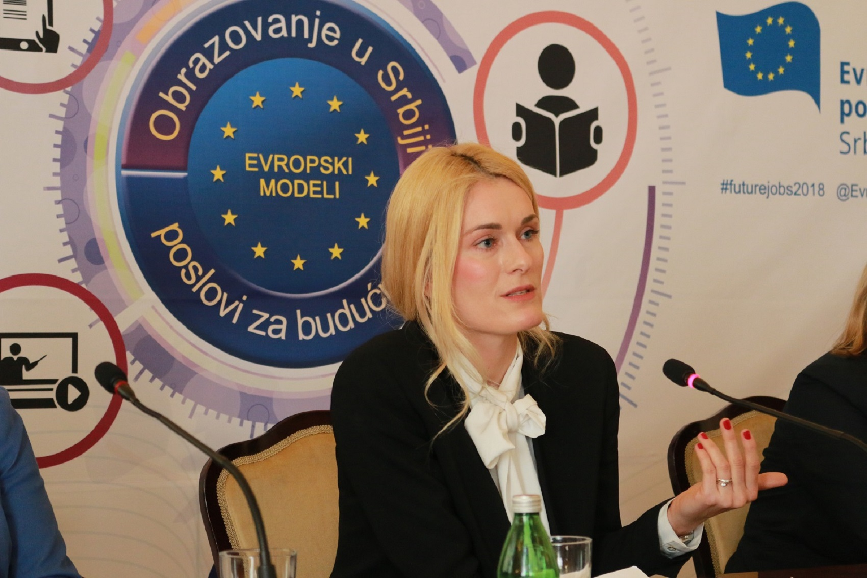 Kampster predstavljen na konferenciji Evropskog pokreta!