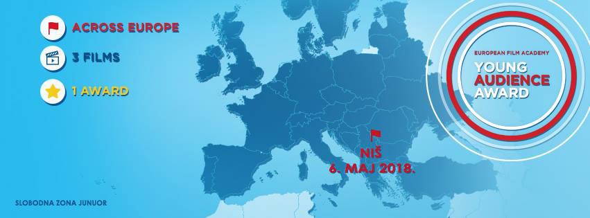 Niš: Nagrada mlade publike Evropske filmske akademije
