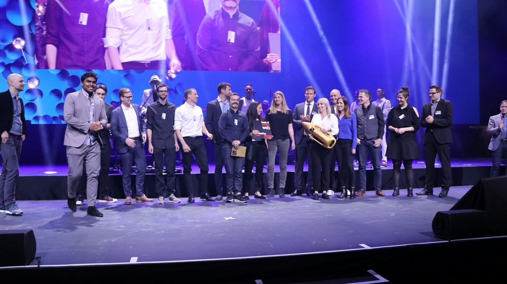 Namics osvojio dve nagrade na prestižnom evropskom konkursu