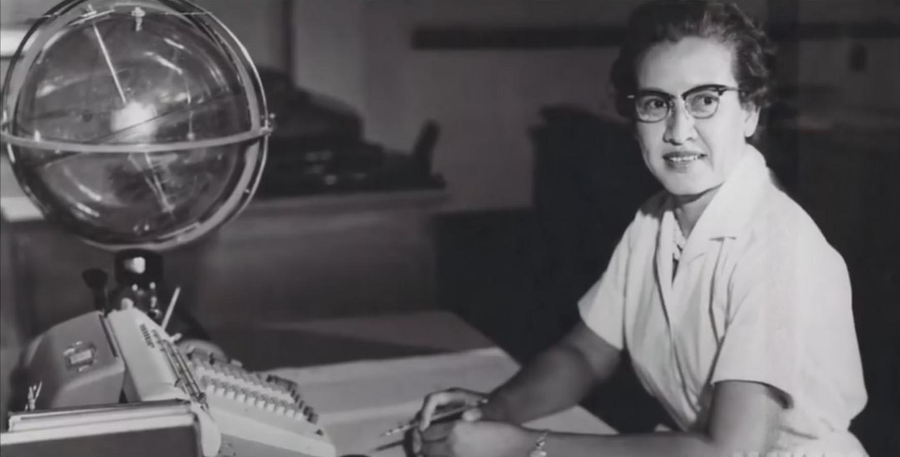 Katherine Johnson, žena o čijem je životu snimljen film!