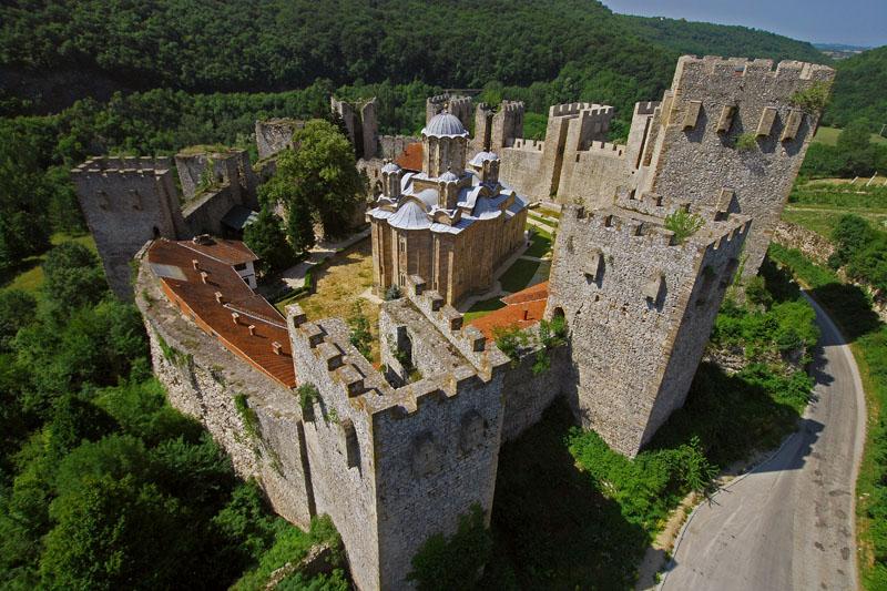 Tvrđave - kulturno nasleđe Srbije