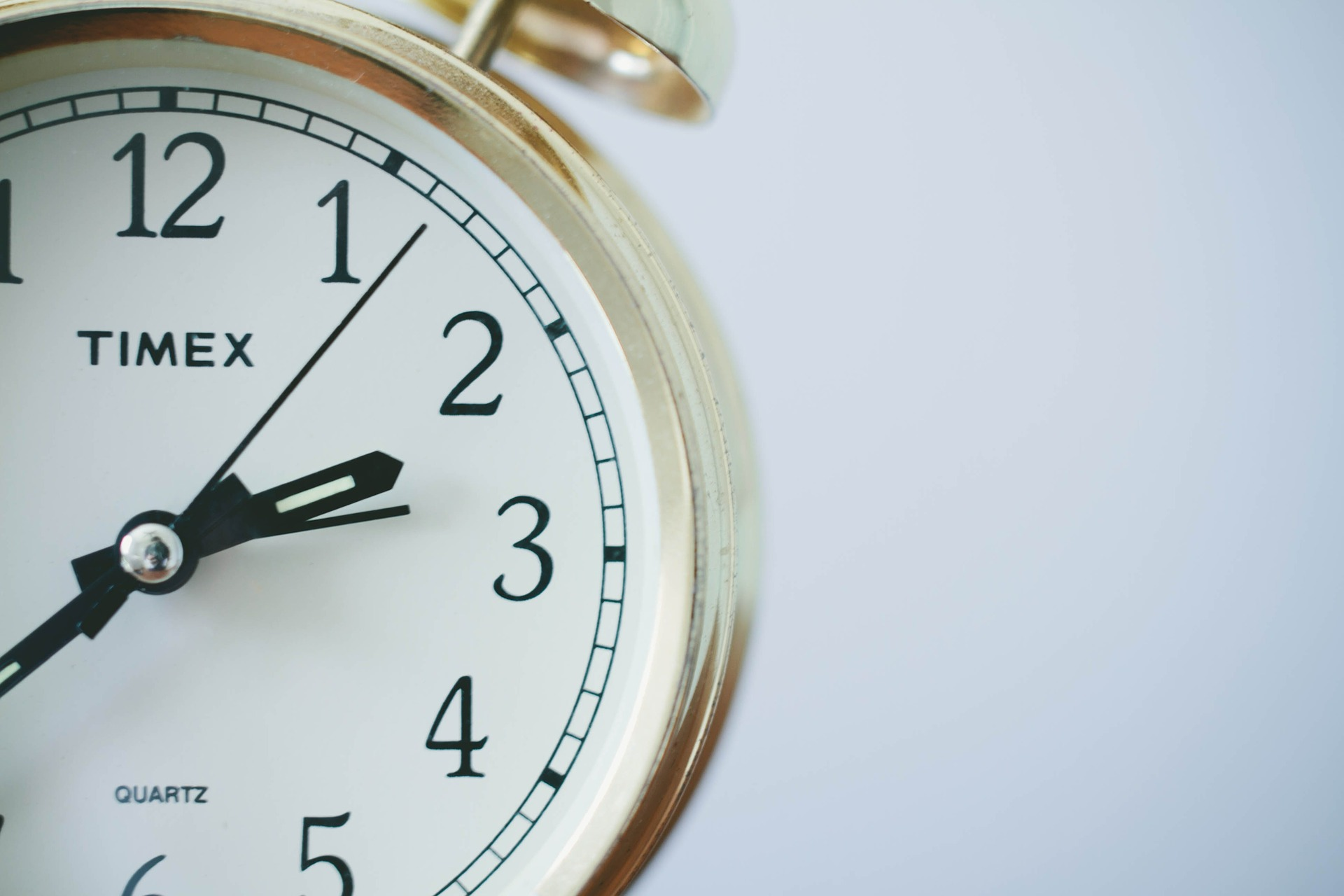 Upravljajte vremenom tokom učenja!
