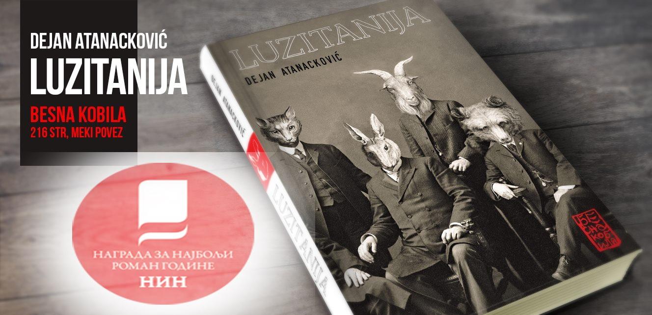 """Promocija romana """"Luzitanija"""" u Nišu"""