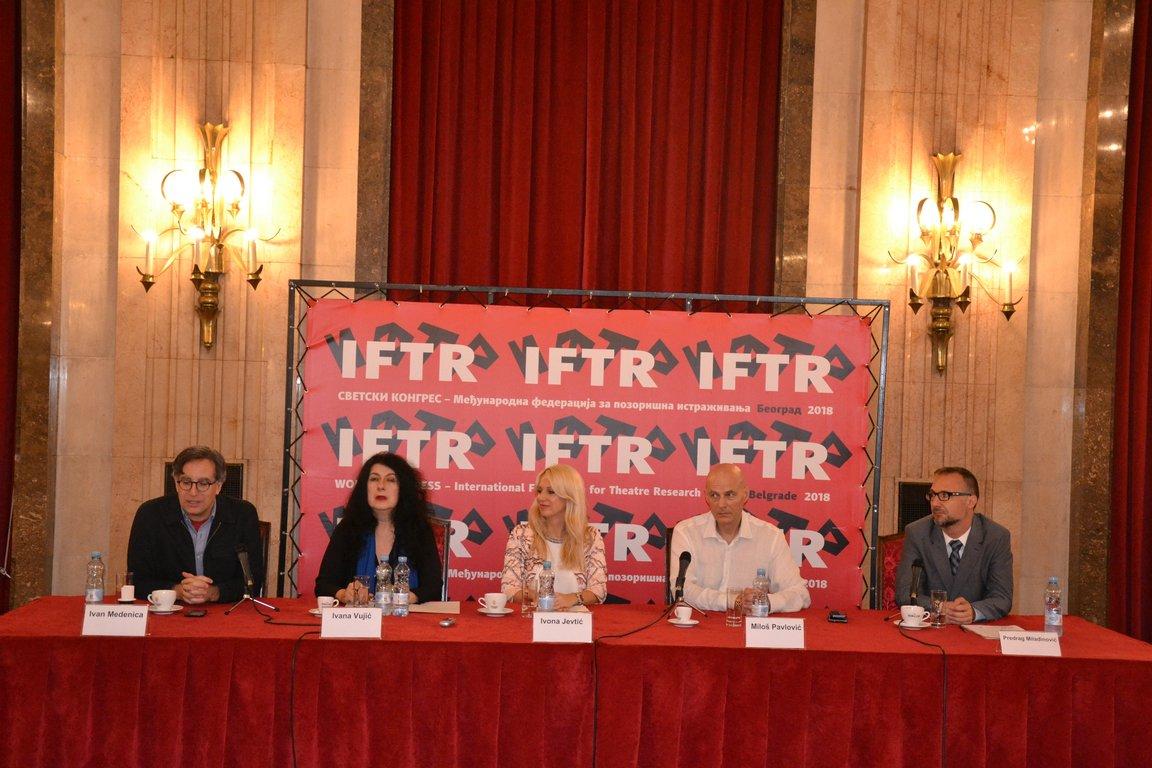 Kongres Međunarodne federacije za pozorišna istraživanja