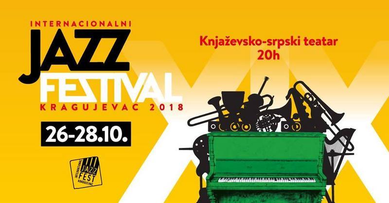 19. Internacionalni JazzFest Kragujevac