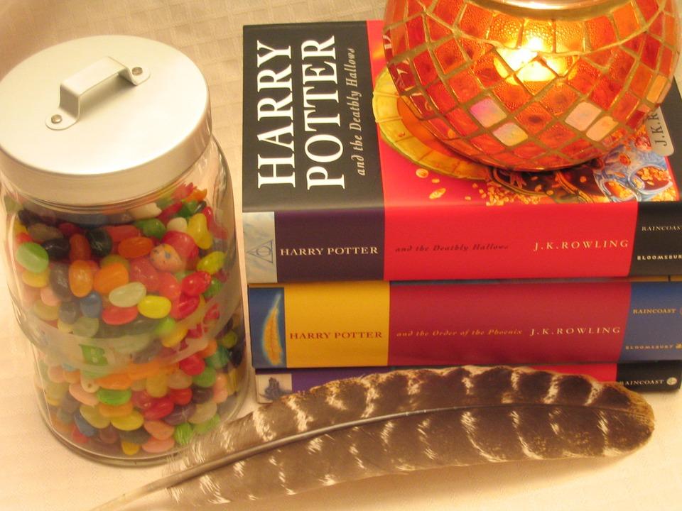 Magični svet Harija Potera kroz tri nove knjige