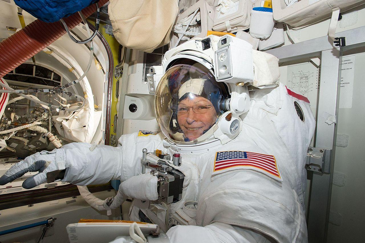 Pegi Vitson: žena koja se deset puta šetala svemirom