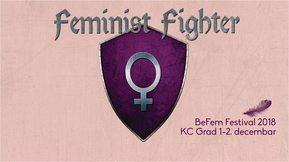 BeFem Festival 2018 - Borci feminizma