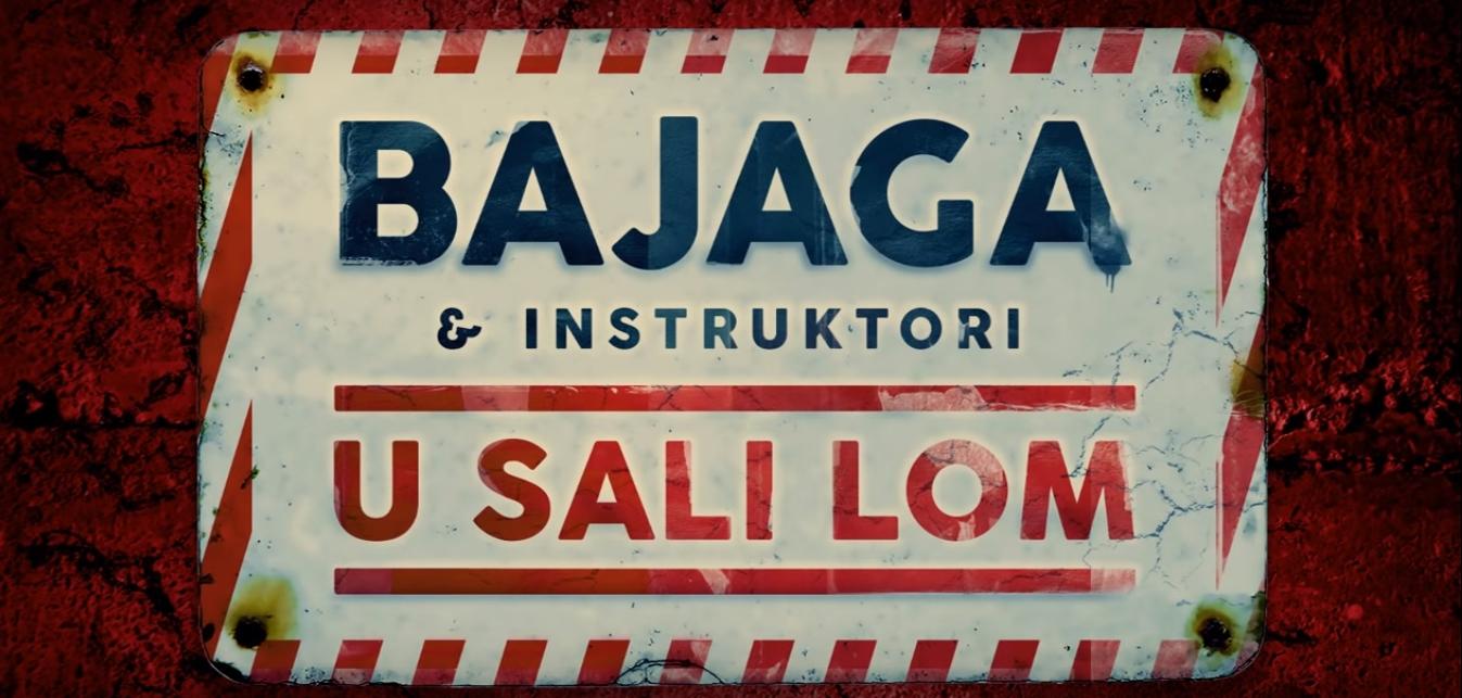 U sali lom: Bajaga i instruktori promovišu album u Beogradu