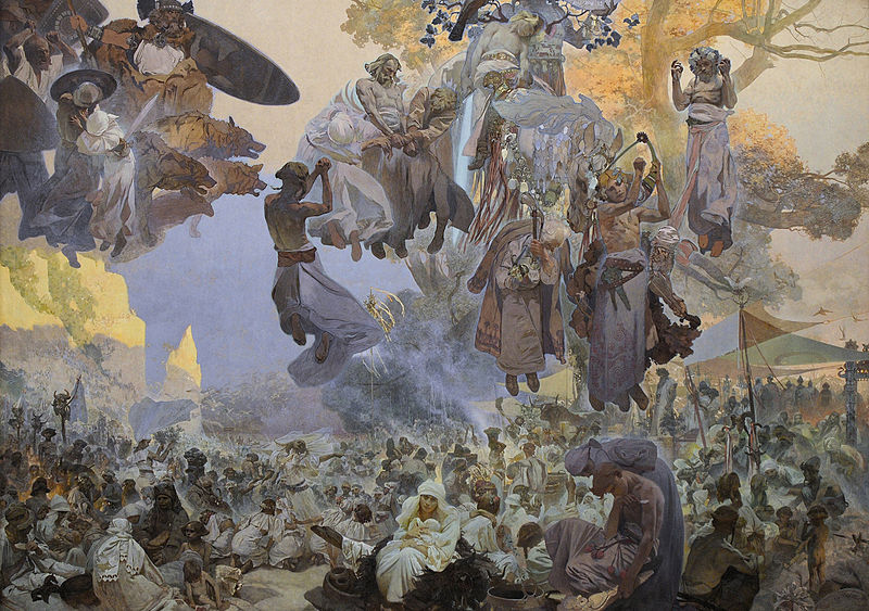 Ženski likovi slovenske mitologije