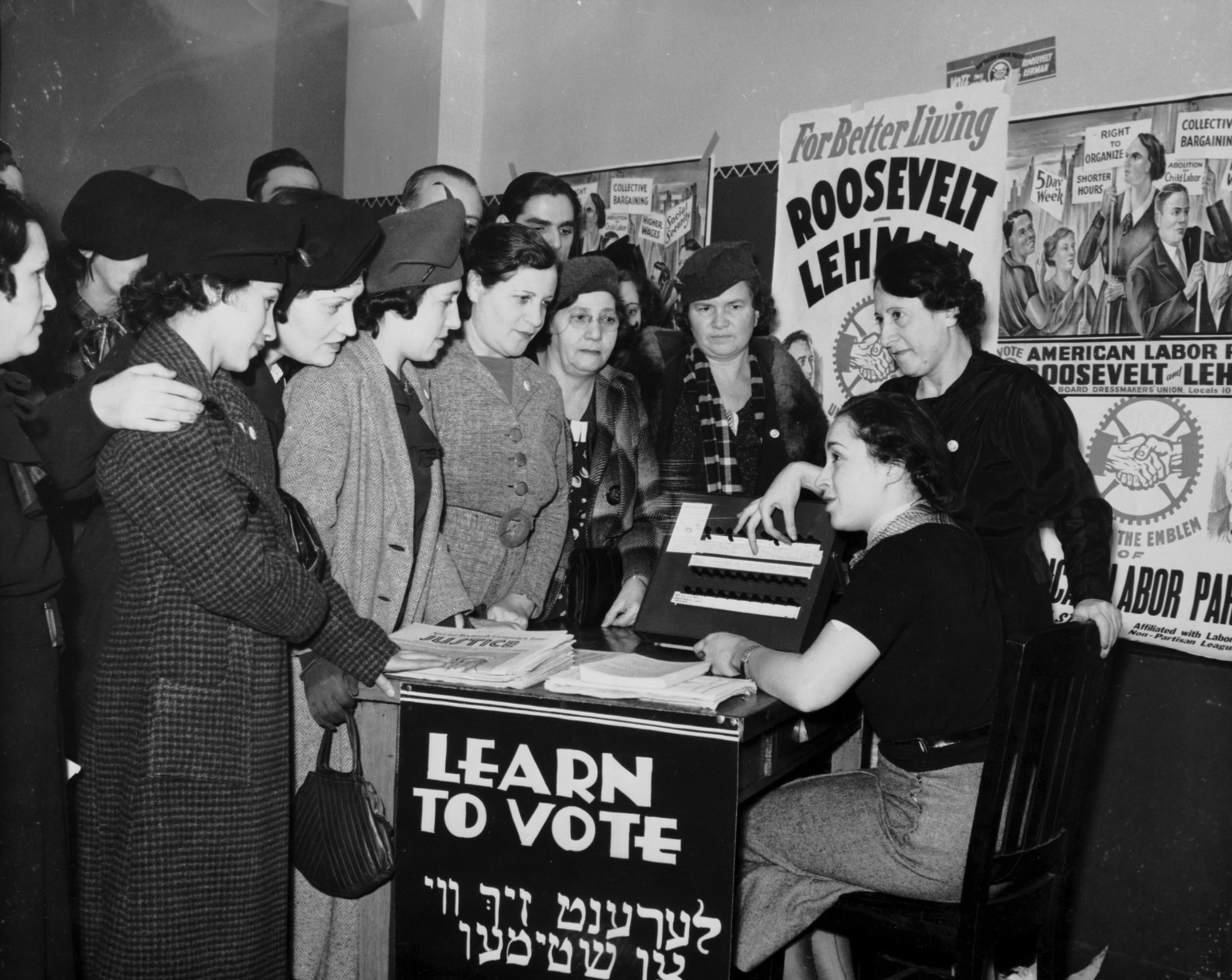 Koliko znamo o pravu glasa za žene?
