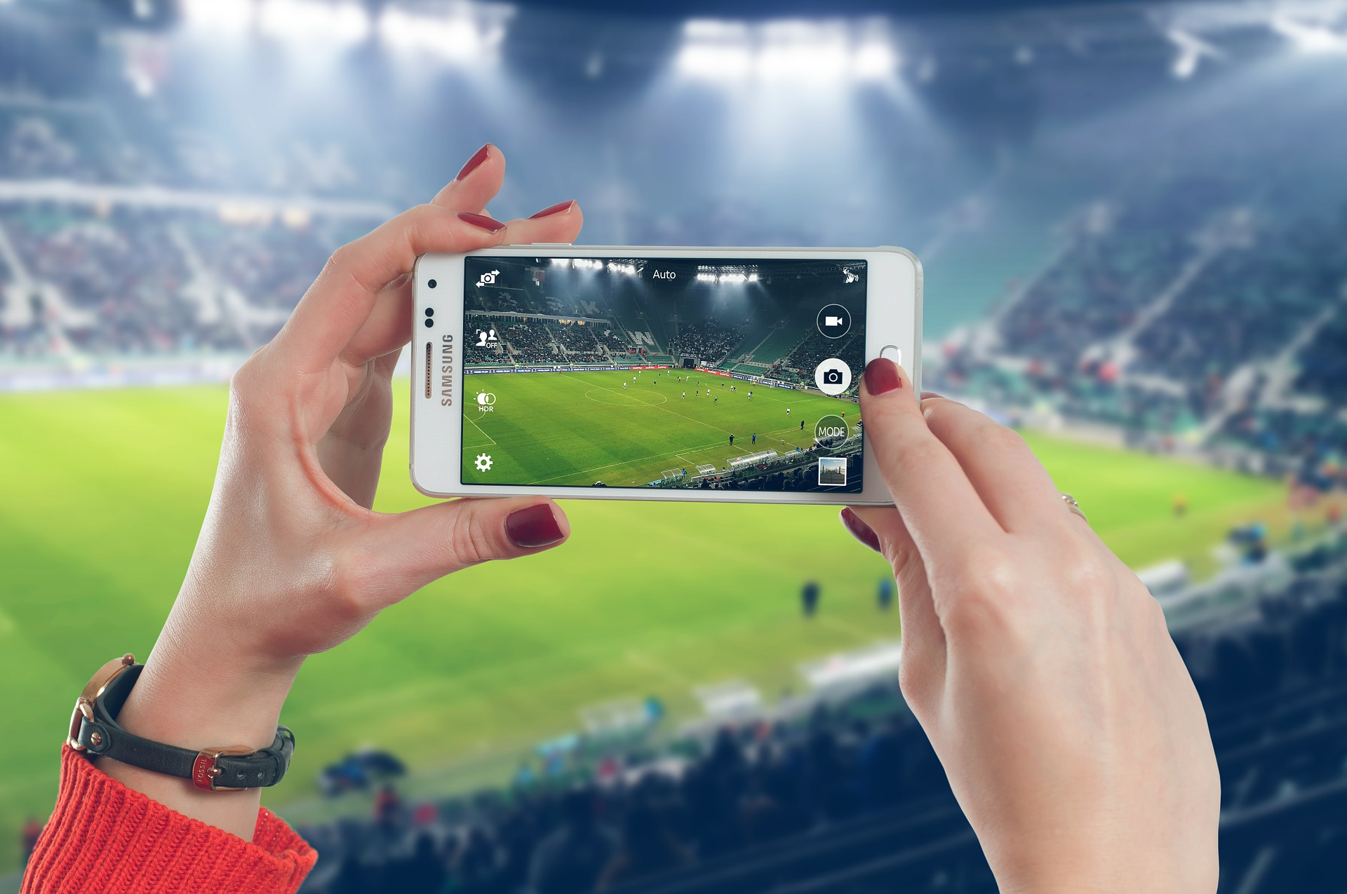 Sport + tehnologija = DIF Meetup