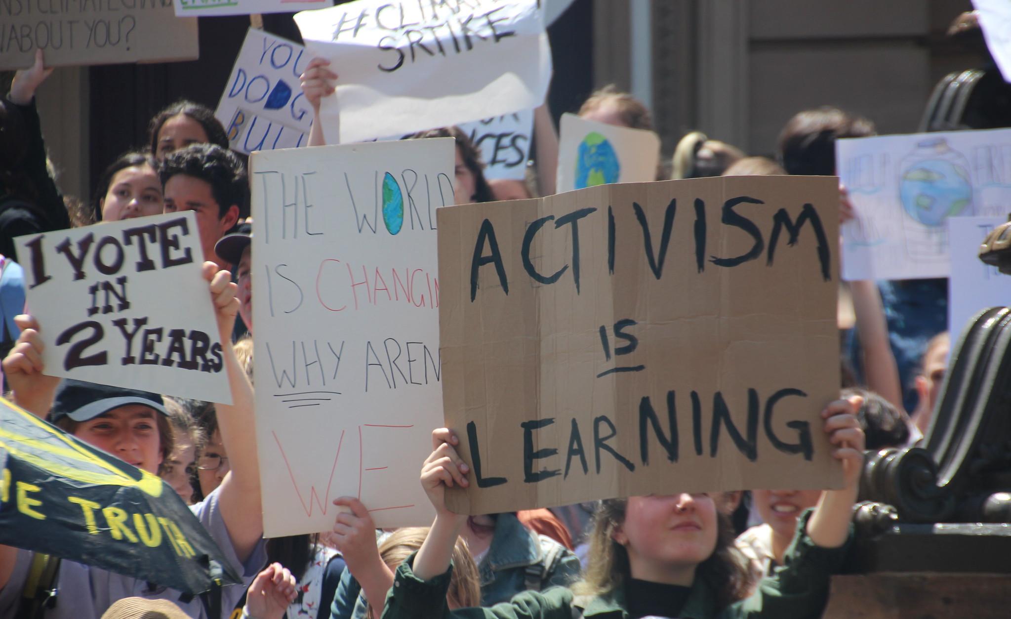 Malala i Greta: aktivizam ,,u rukama'' tinejdžerki