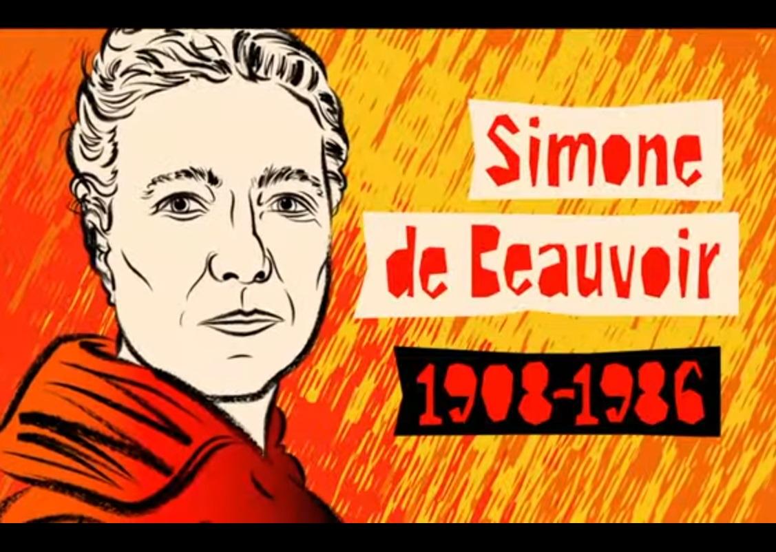 "Simon de Bovoar: Žena kao ,,prva"""