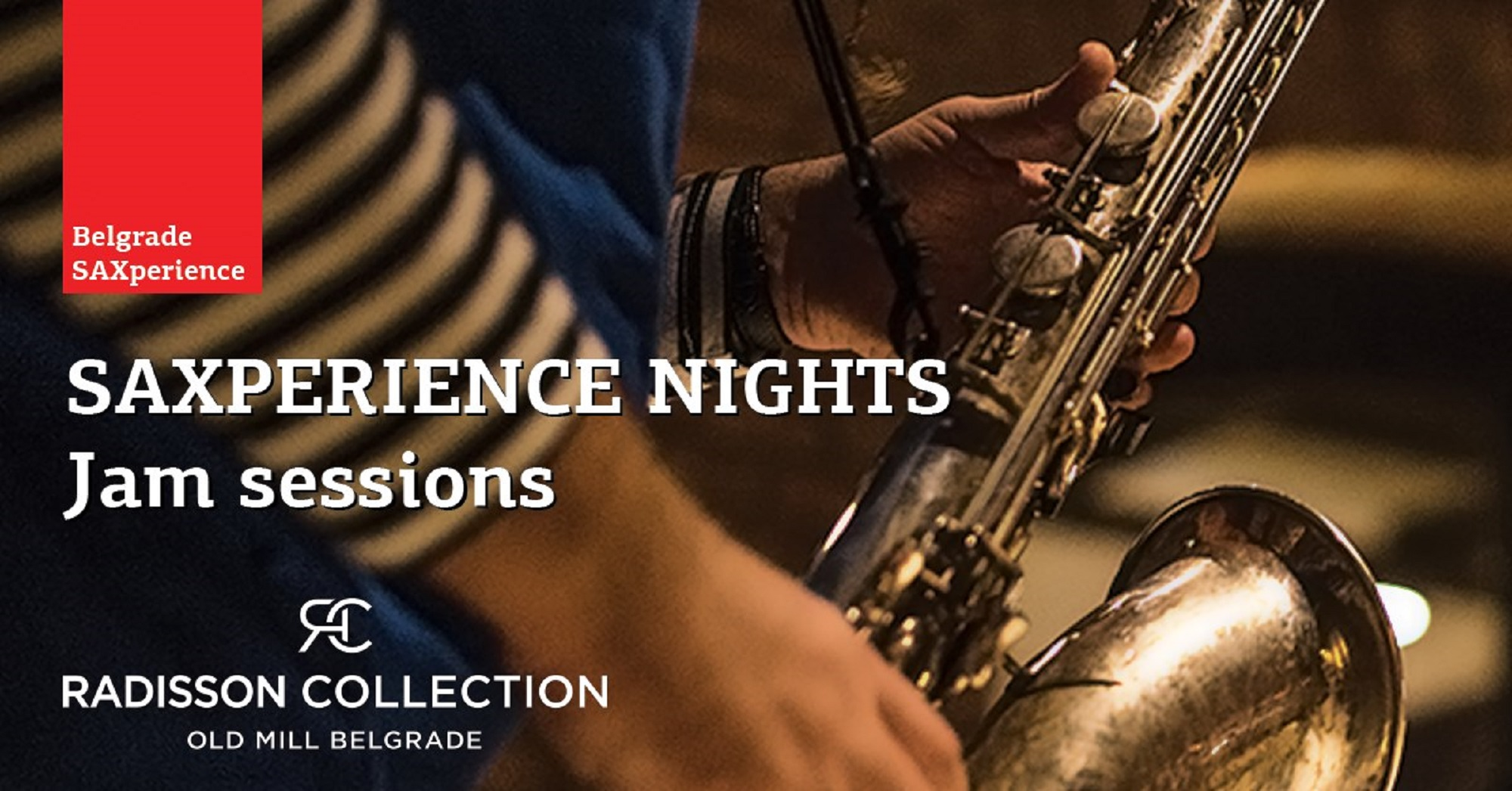 BG SAXperience: vrhunski saksofonisti na džem sešn svirkama