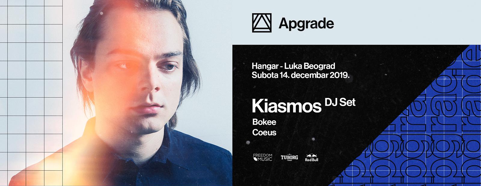 Kiasmos prvi put u Beogradu!