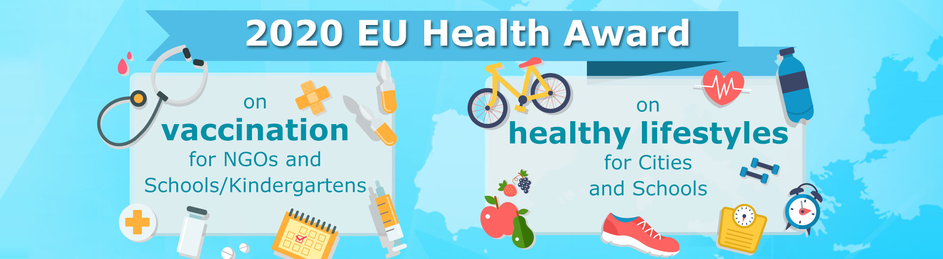 Prijavite se za EU Nagradu za zdravlje 2020