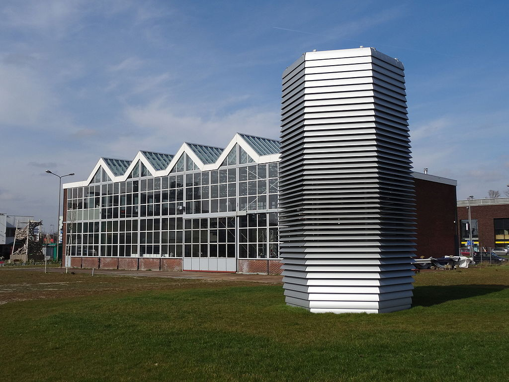 Umetnik dizajnirao toranj koji pretvara zagađenje u dijamant