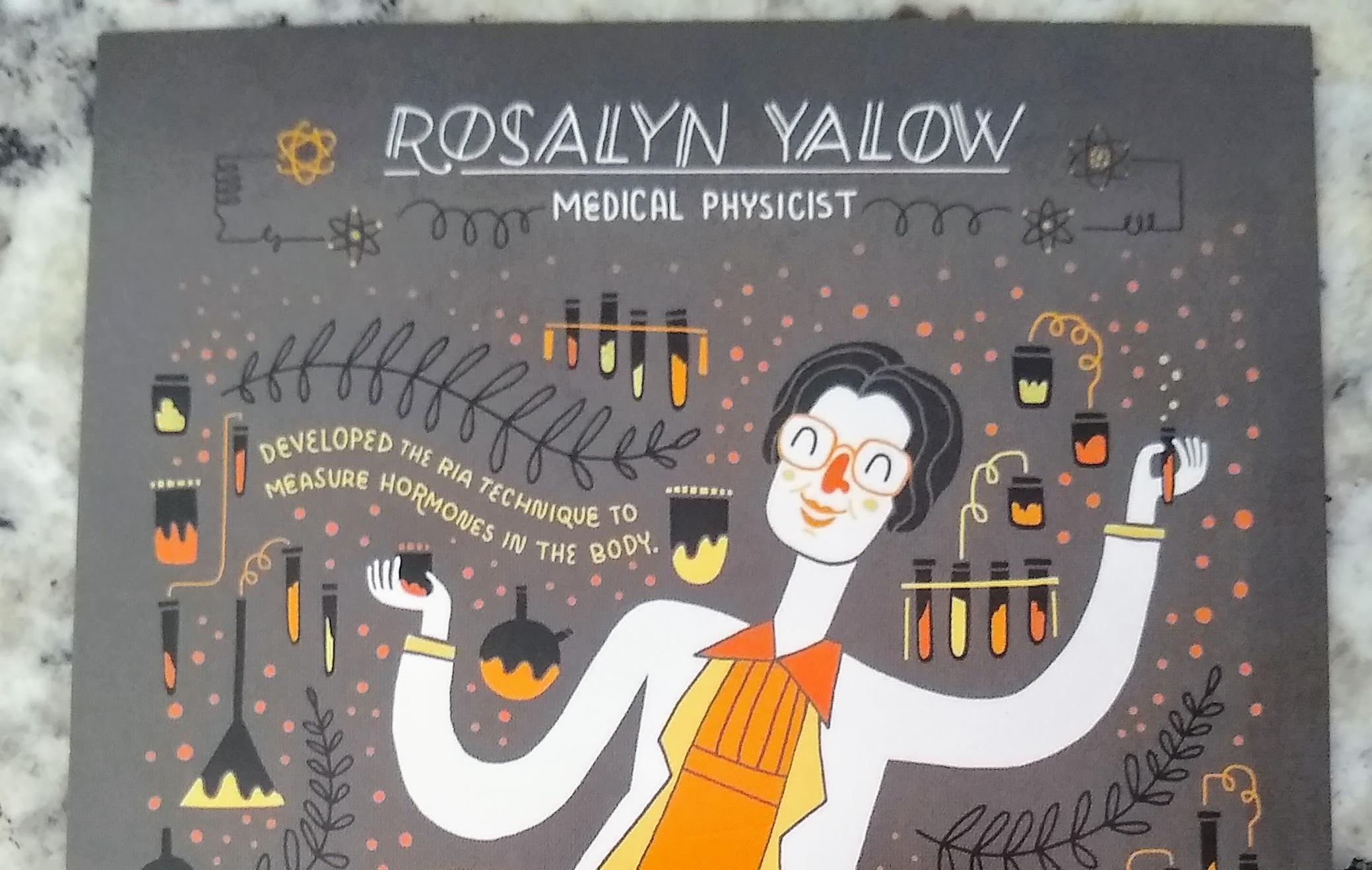 Rozalin Jalou, žena koja je od ormara napravila laboratoriju