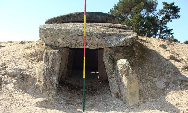 Praistorijske grobnice kao preteča teleskopa
