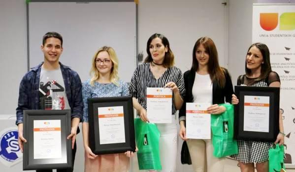 Nekadašnji novinari iSerbie osvojili nagrade