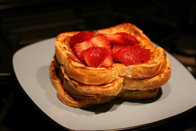 Kako Francuzi kažu za francuski tost?