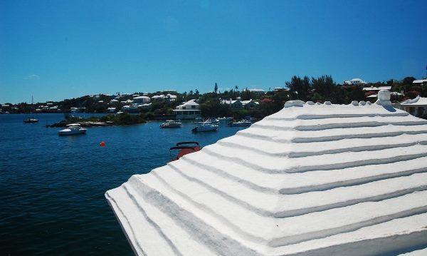Tajna krovova kuća na Bermudskim ostrvima