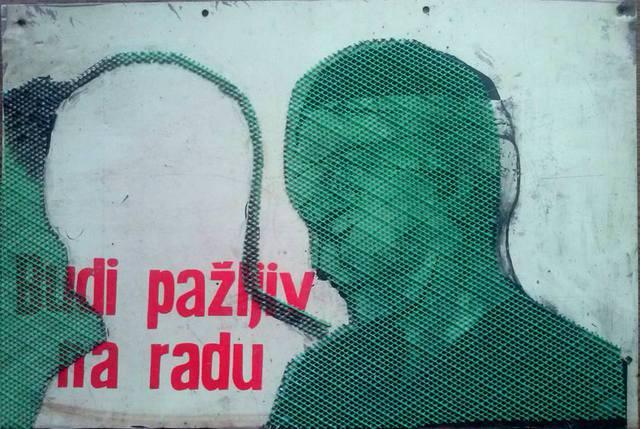 Umetnik B. Dimić: Tehnologija u društvu