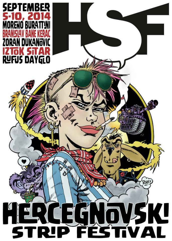 More zove u Herceg Novi da čitamo stripove