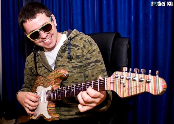 Aleksandar Nikolić: Od skejta do gitare